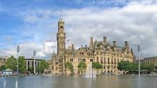 An image of the exterior of Bradford City Hall