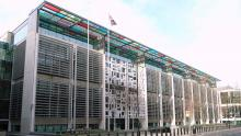 An image of the Home Office headquarters on London's Marsham Street