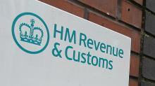 HM Revenue & Customs HMRC sign