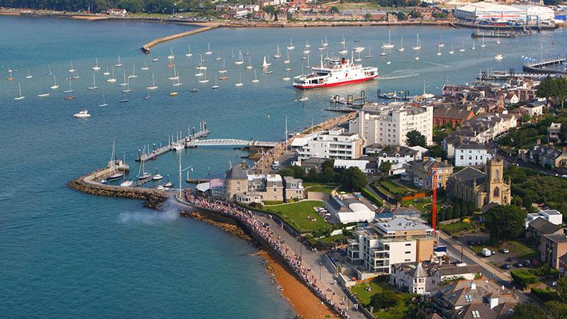 Cowes Harbour, Isle of Wight