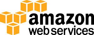 A picture of the Amazon Web Services logo