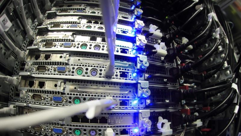 Servers and cables