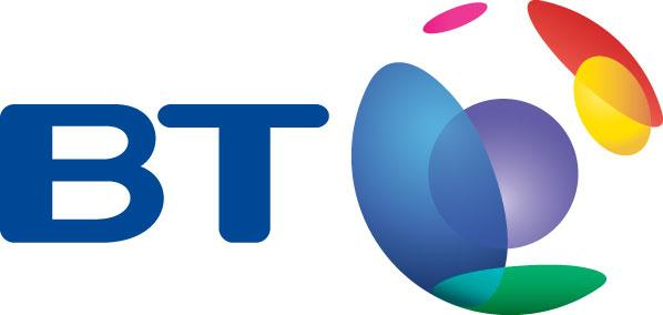 A picture of BT's Logo