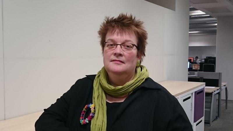 Sally Kerr, City of Edinburgh Council