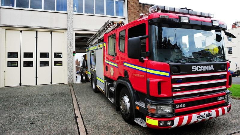 File photo dated 14/09/15 of a fire engine