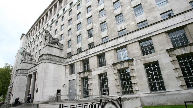 Ministry of Defence (MoD) London