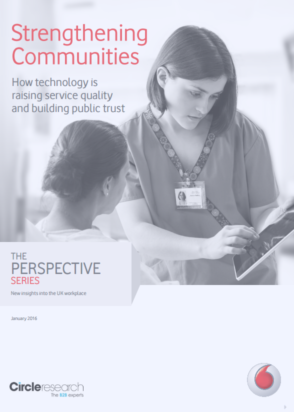 Strengthening communities: how technology is raising service quality and building public trust