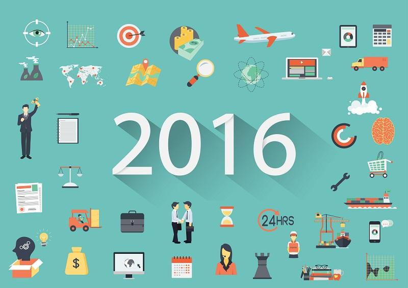 A picture of top tech trends for 2016