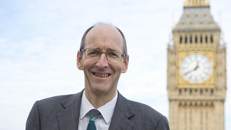 Treasury committee chair Andrew Tyrie