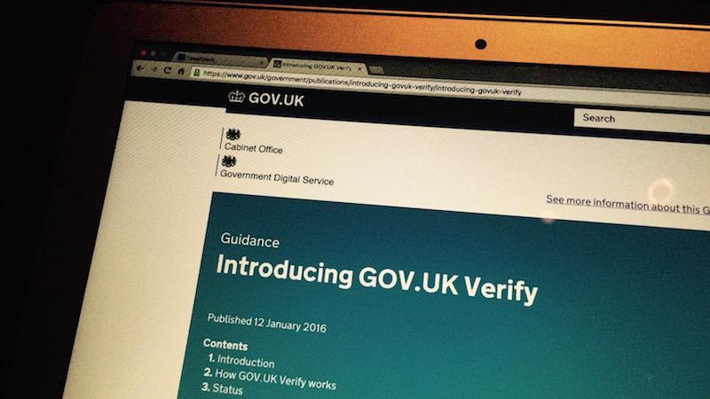 Government to hand GOV.UK Verify over to private sector and cease funding