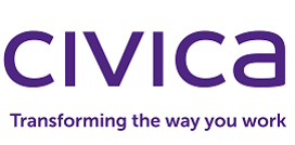 A picture of the Civica logo