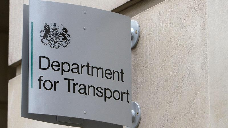 Department for Transport (DfT) logo