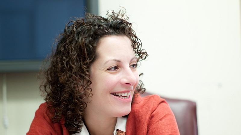 Beth Simone Noveck – photo by Joi Ito, released under Creative Commons Attribution 2.0 Generic