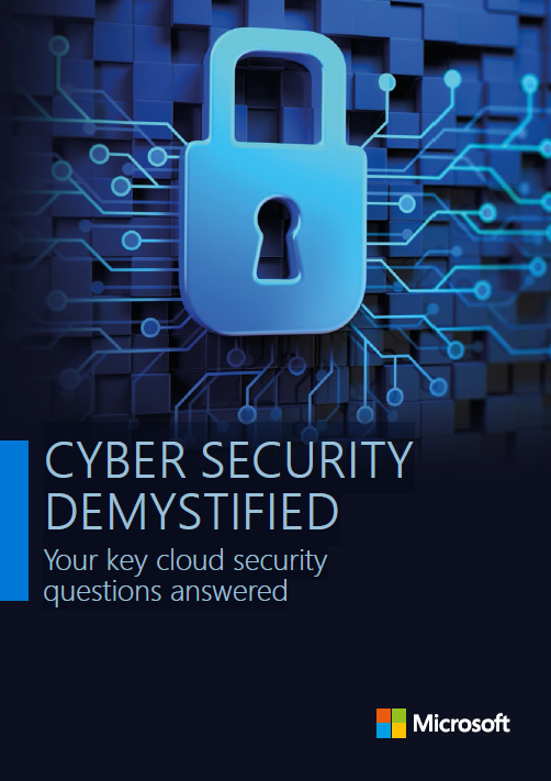 A picture of the Cyber Security Demystified whitepaper