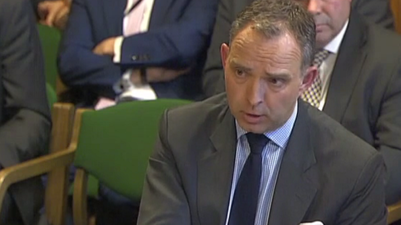 Home Office permanent secretary Mark Sedwill