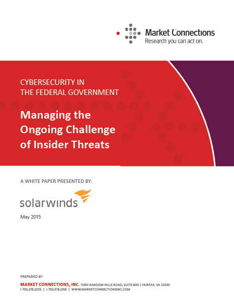 A picture of the Cybersecurity in the Government whitepaper