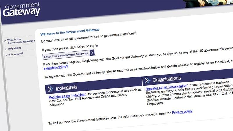 Government Gateway
