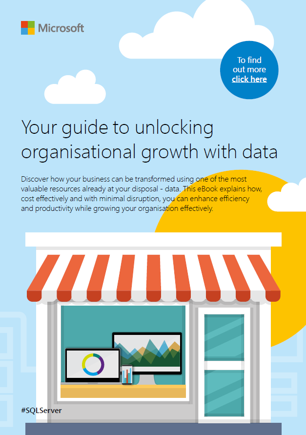 A picture of the guide to unlocking organisational growth