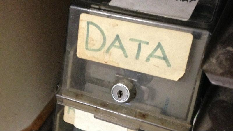 Old data store