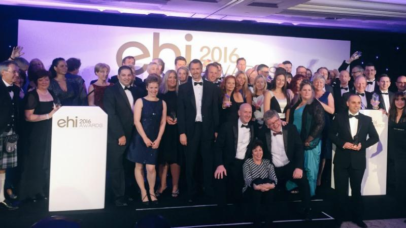 EHI awards winners