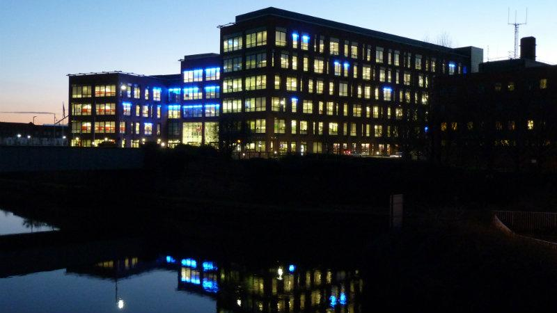 Rotherham Council offices, new