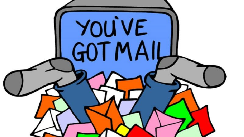 Email, spam