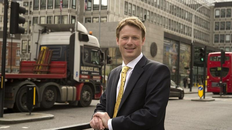 Driver and Vehicle Licensing Agency chief executive Oliver Morley, photographed for CSW by Gary Lee, Photoshot