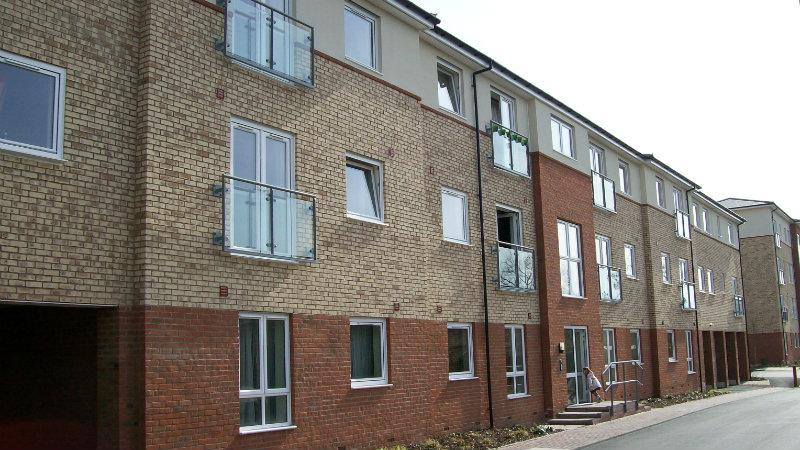 Social housing near Warwick and Leamington Spa, Bromford Housing Association
