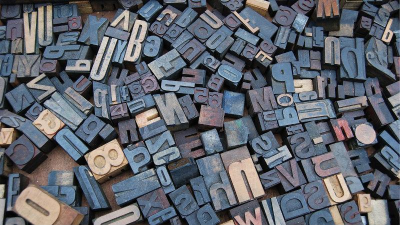 Lots of letters