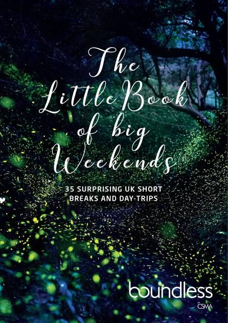 A picture of The Little Book of Big Weekends ebook thumbnail