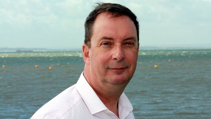 An image of Tony Singleton, former civil servant and now strategic advisor at Advice Cloud