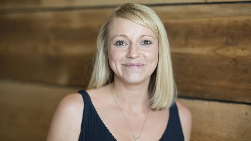 An image of Melanie Pittham, creative innovation director at The BIO Agency