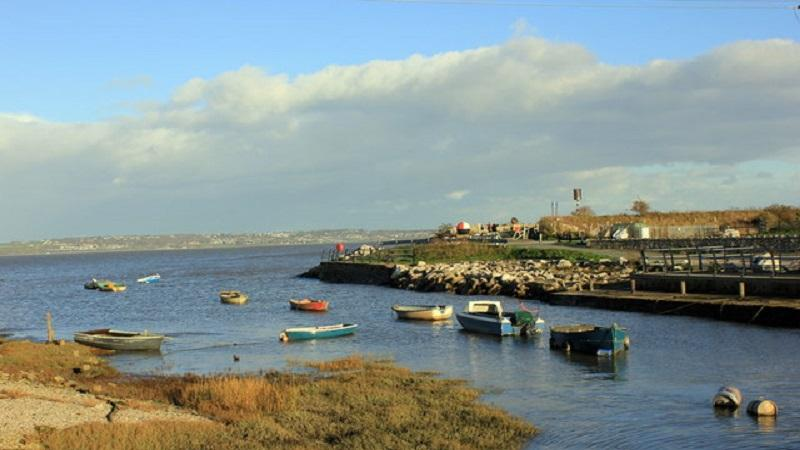 An image of Greenfield Dock in Flintshire