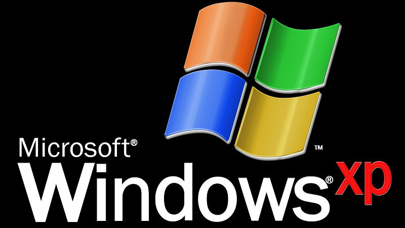 Image of Microsoft Windows XP logo