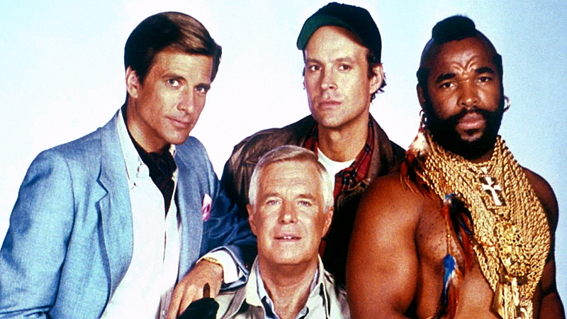 Image of TV's The A-Team