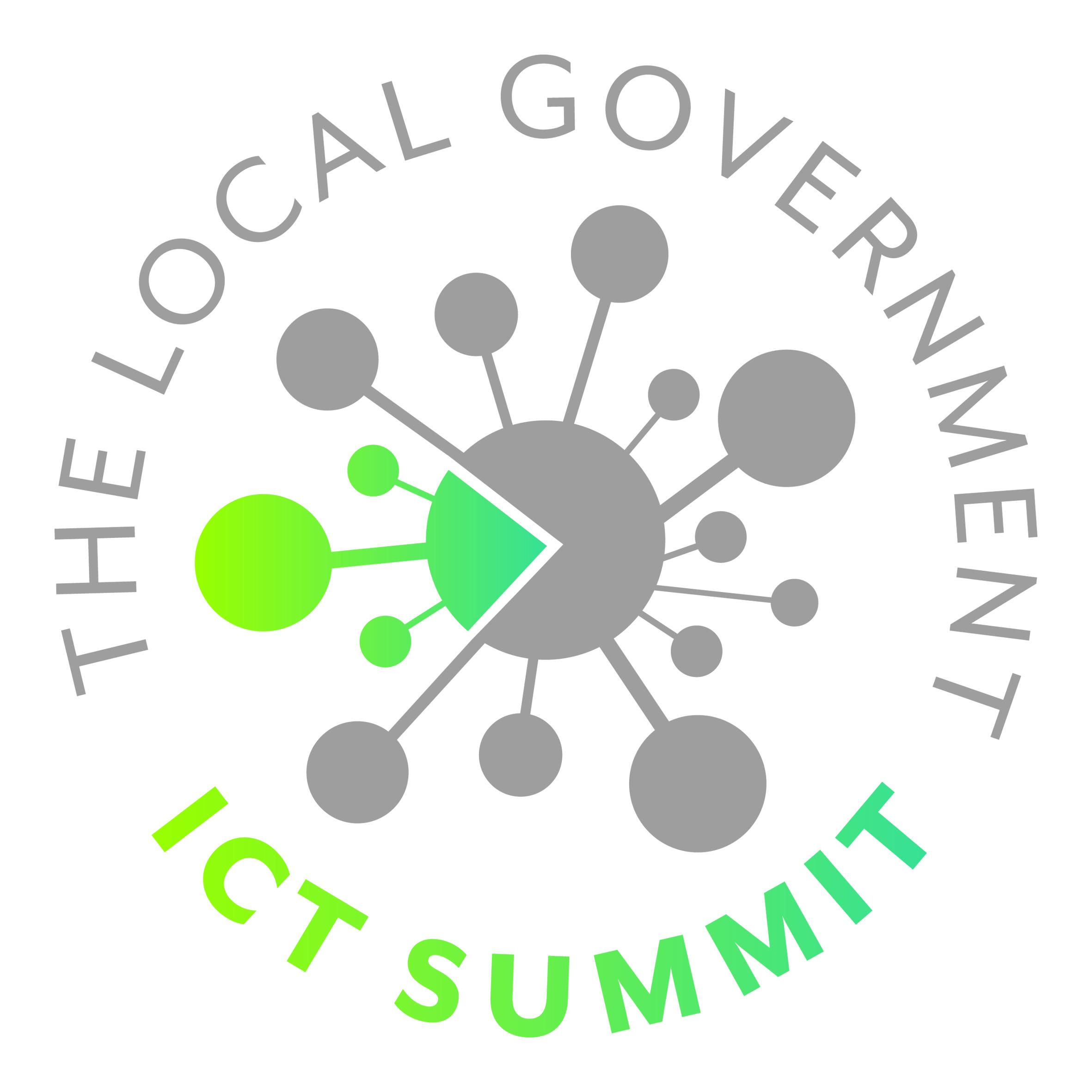 A picture of the Local Government ICT Summit logo