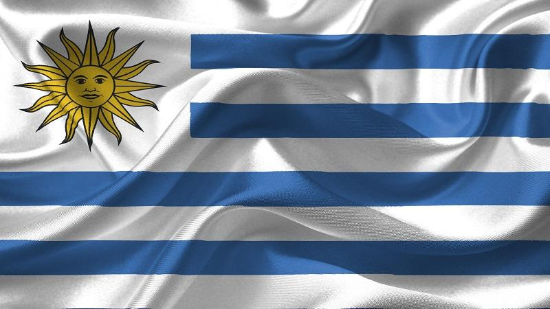 Image of the Uruguayan flag
