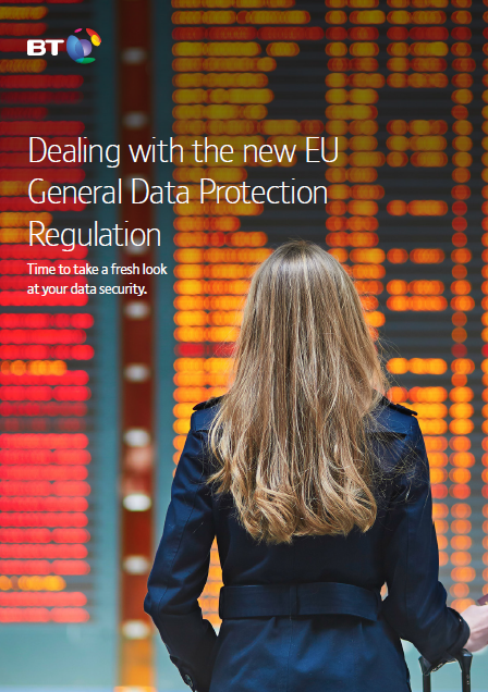 A picture of the Dealing with the new EU General Data Protection Regulation thumbnail