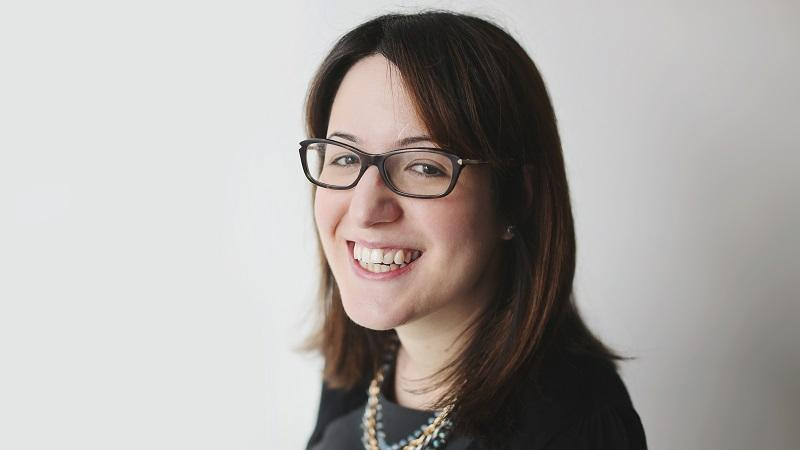 An image of Georgina Maratheftis, local government programme manager at techUK