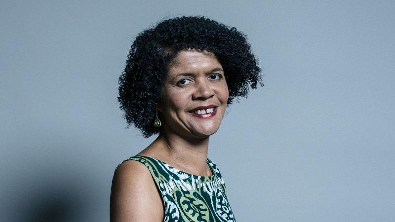 A head-and-shoulders image of Chi Onwurah, Labour shadow industrial strategy minister