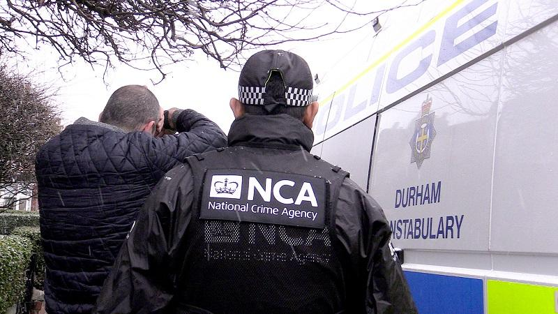 NCA officer