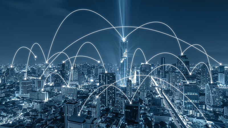 Intelligent Connectivity is transforming central government