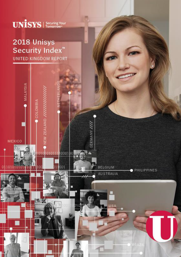 A picture of the Unisys 2018 Security Index thumbnail