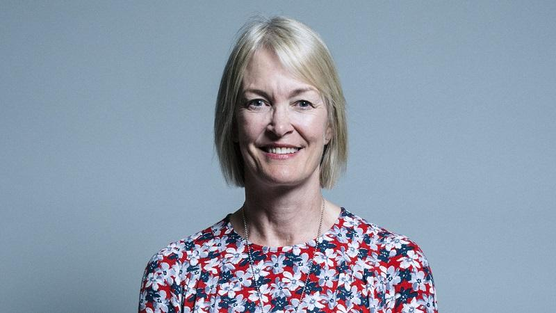 A head-and-shoulders portrait of Margot James, minister for digital and the creative industries