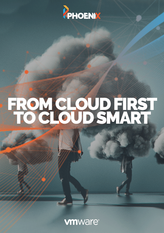 VMWare - Cloud first or cloud smart?
