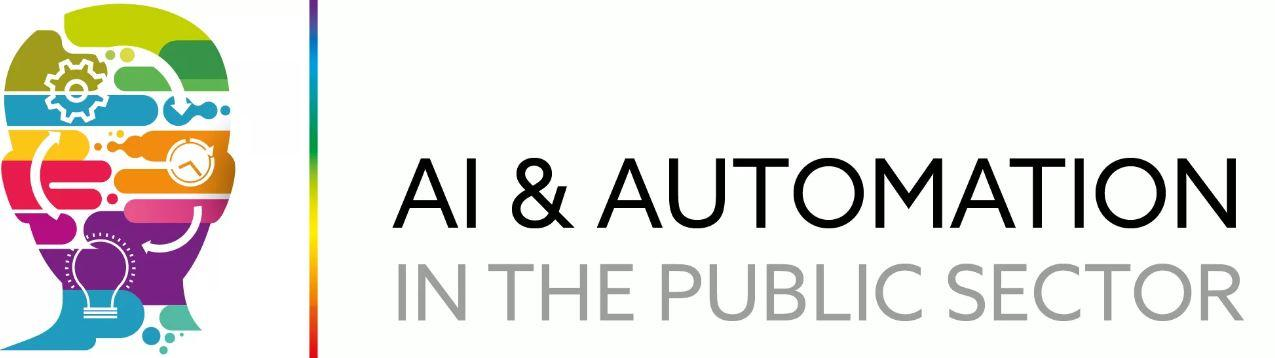 An image of the AI & Automation in the Public Sector event logo