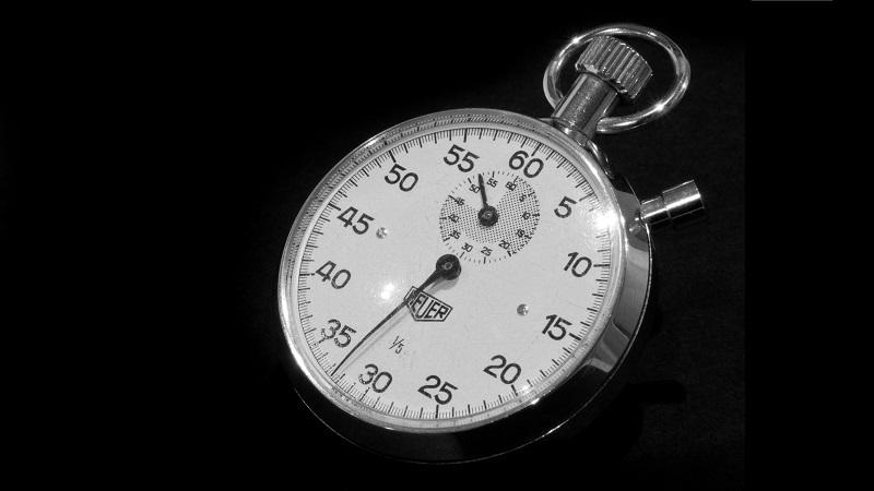 An image of an old-style stopwatch