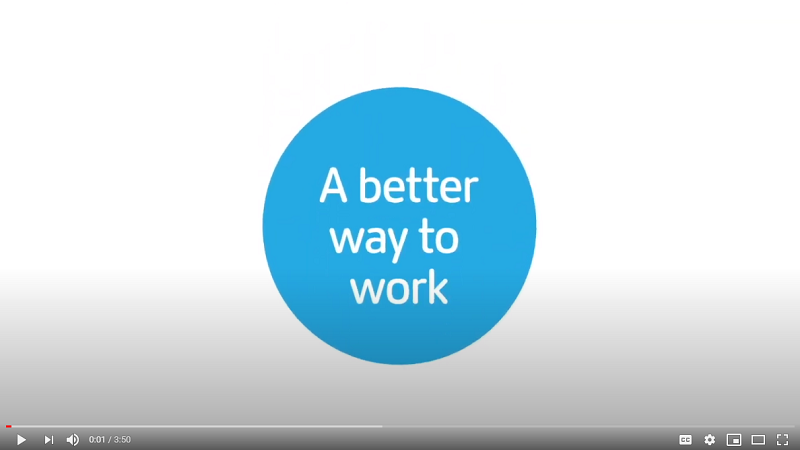A picture of Citrix on Sustainability – A better way to work