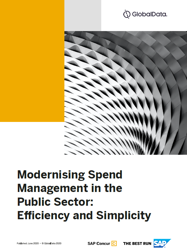 A picture of Modernising Spend Management in the Public Sector