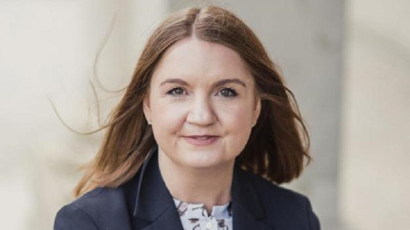 A head-and-shoulders image of Jayne Brady, head of the Northern Ireland Civil Service